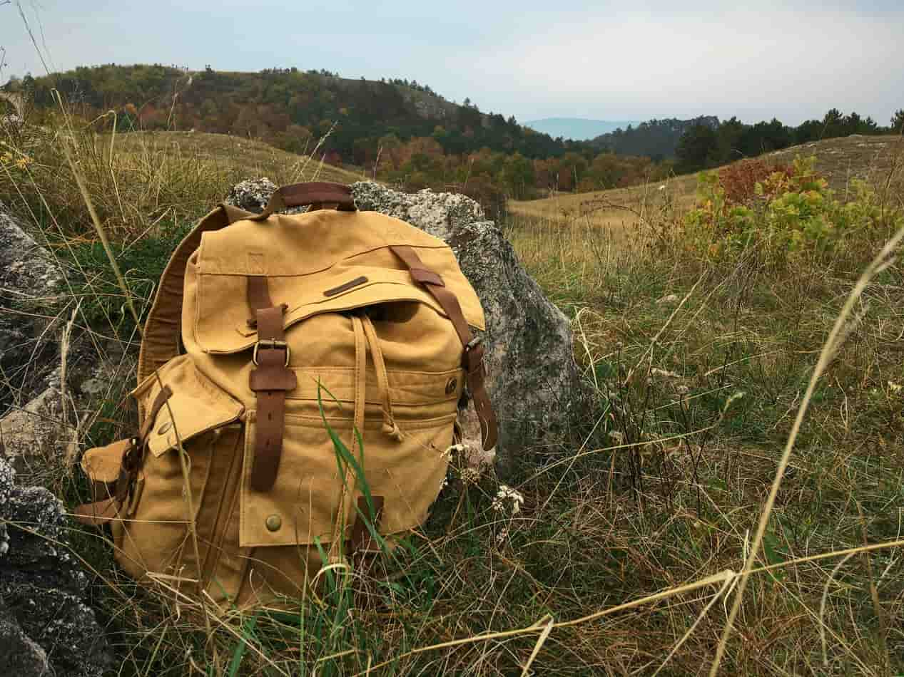 finding a tool backpack