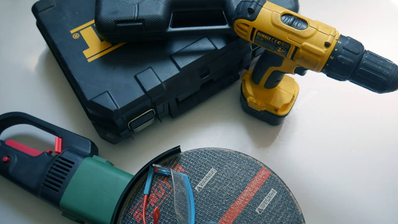 tool combo kit for home